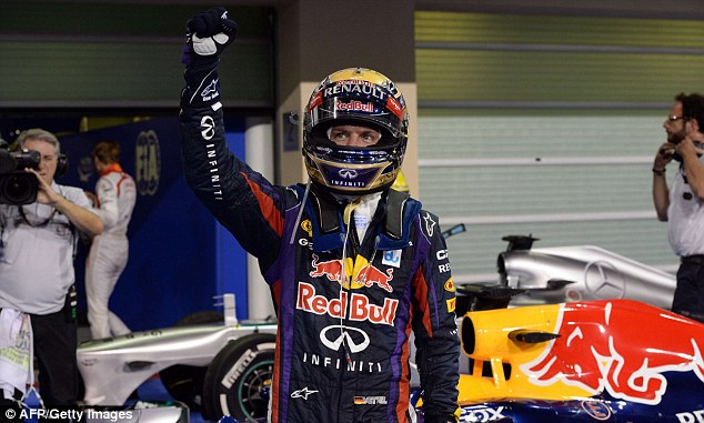 FORMULA 1: Vettel wins Abu Dhabi Grand Prix for SEVENTH straight win, ties Schumacher record, Nov 3, 2013