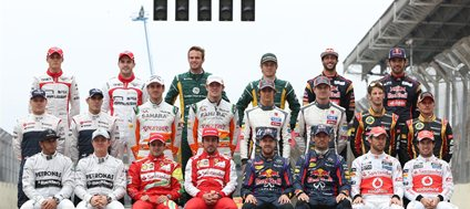 FORMULA 1: 2013 Season Review in Photos...