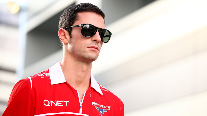 FORMULA 1: Alexander Rossi and Manor bring American driver back to F1