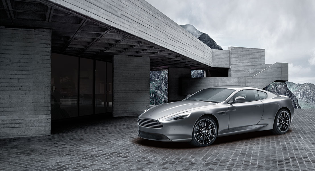 ... ASTON MARTIN DB9 GT Bond Edition
